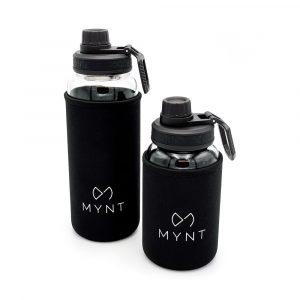MYNT Vitrum water bottles